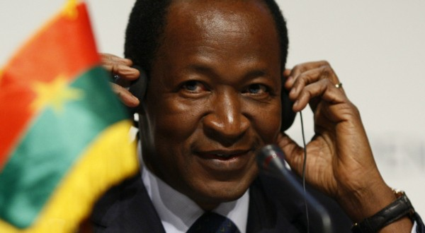 Burkina Faso : Blaise Compaoré ne sera pas poursuivi pour ''haute trahison''