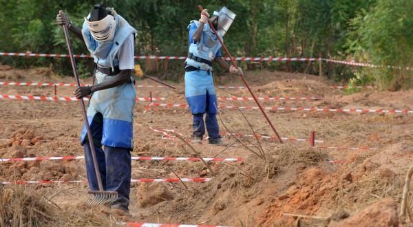 Casamance : Les démineurs attendent l'aval du Mfdc pour reprendre les travaux