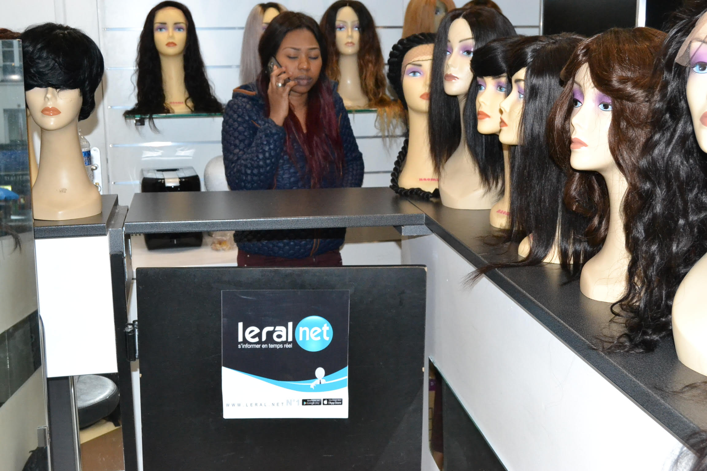 boutique perruque cheveux naturels paris