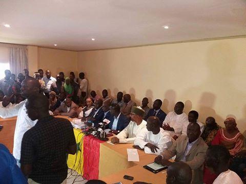 Politique: Non convaincue par les explications du PM, la Coalition du Front pour la Défense du Sénégal / Mànkoo Wattu Senegaal promet la réplique,  ce lundi