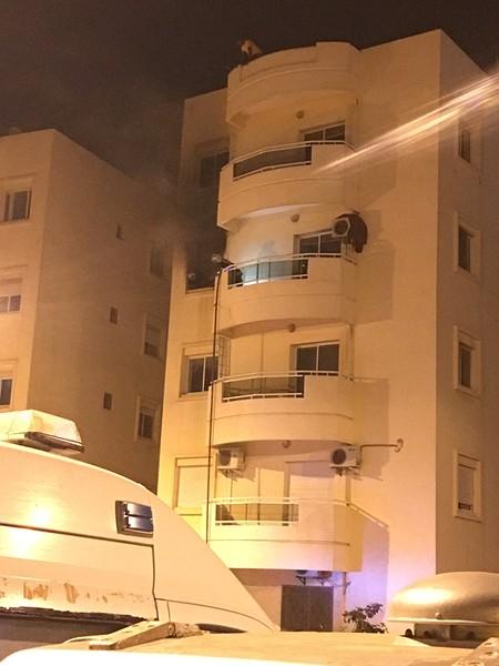 Un appartement prend feu à Cité Gorgui