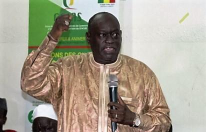 Me El Hadji Diouf avertit Macky Sall : « Président, si cette réforme des Chambres de commerce passe, on t'efface »