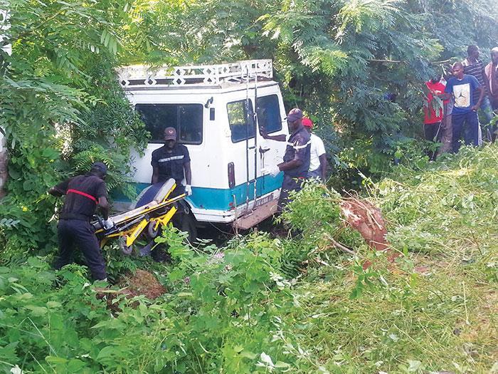 Accident à Sédhiou : Deux femmes tuées, une autre grièvement blessée