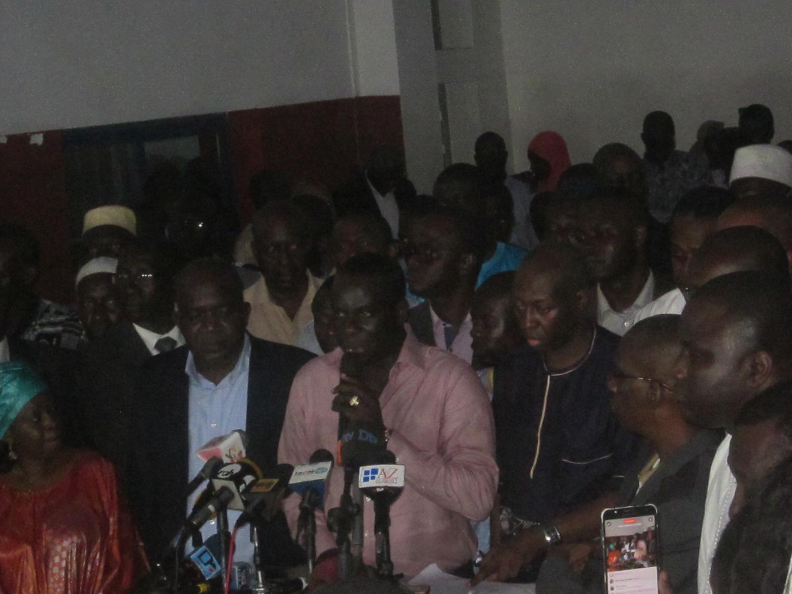 Le Fds/ Mànkoo Wattu Senegal : «Petro Tim s'est enrichi à hauteur de 600 milliards de FCFA sur dos du Peuple sénégalais »