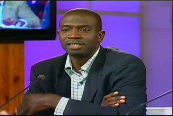Le chroniqueur Mamadou Sy Tounkara