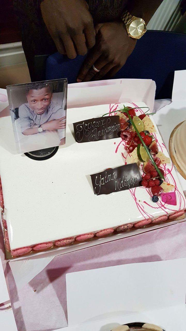 Les images de l'anniversaire de Yatma Ndiaye célébré en grandes pompes samedi dernier à Lyon