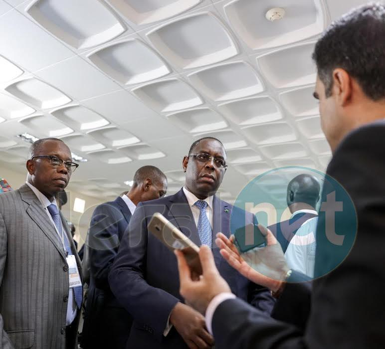 (PHOTOS) du lancement de la carte d'identité biométrique