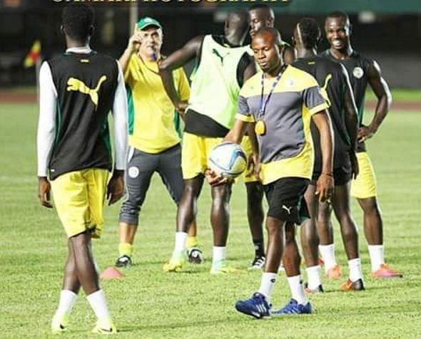 Oumar Daff, Moussa Konaté, Sadio Mané