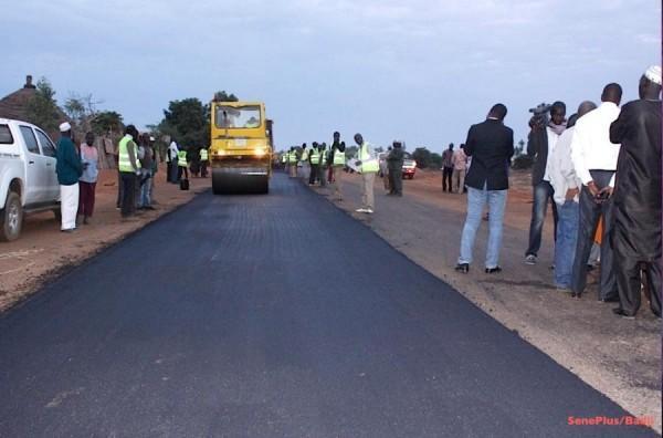 Autoroute Mbour-Fatick-Kaolack : Le démarrage des travaux prévu d'ici 2019