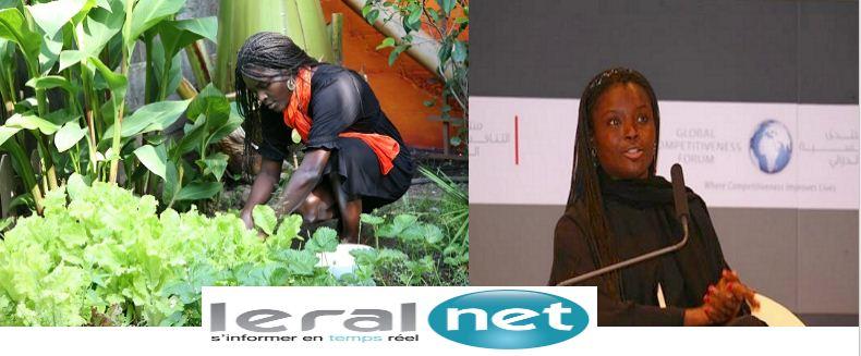A 28 ans, elle crée une entreprise de vente de jus de Bissap qui vaut près de 2 milliards de FCFA