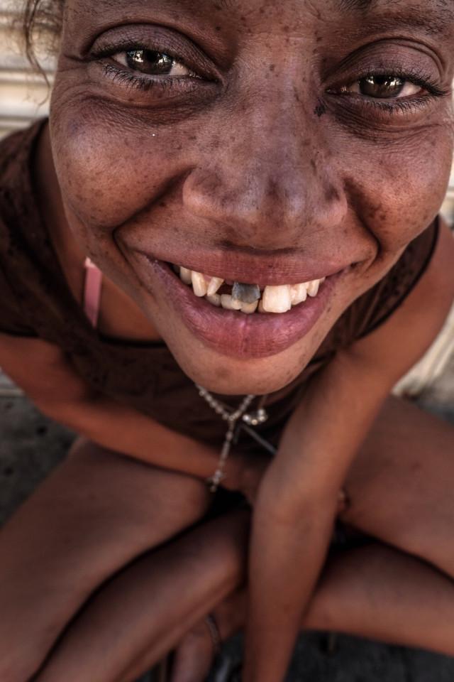 Photos : femmes SDF aux USA, la chimère de l'American Drea