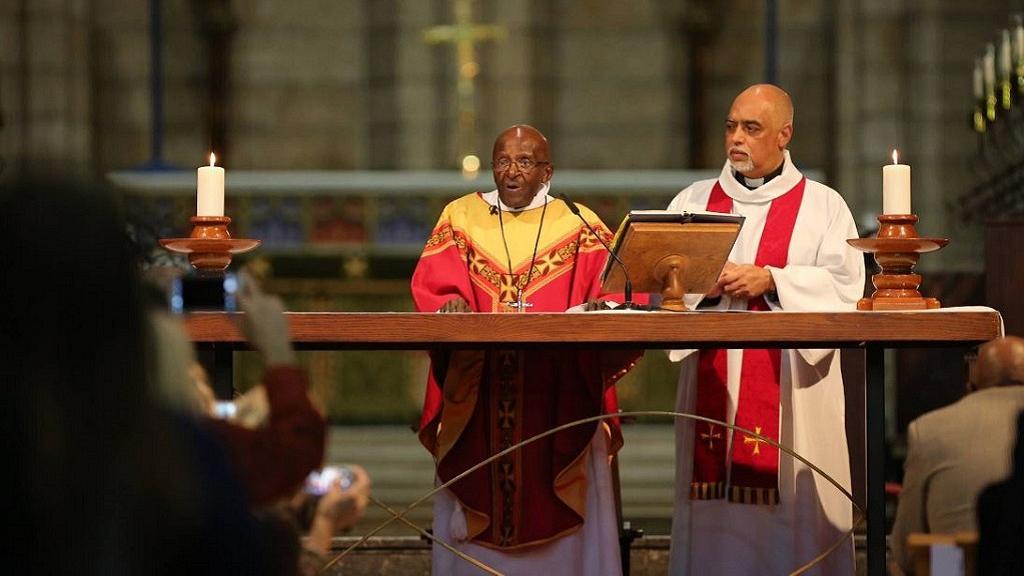 L'archevêque anglican, Desmond Tutu plaide pour un suicide assisté