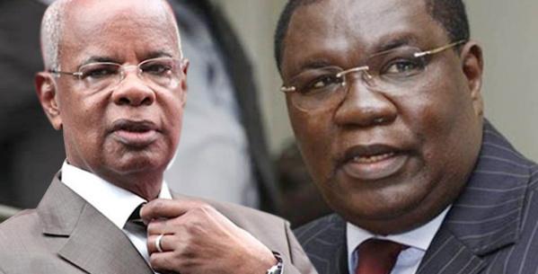 Ousmane Ngom-Djibo Kâ, deux hommes politiques controversés.
