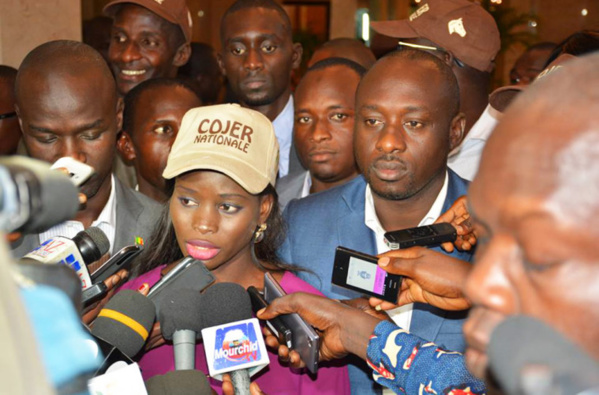 La COJER de Dakar marche le 14 octobre aussi