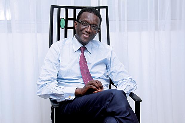 Amadou Bâ, le ministre de l'Économie, des Finances et du Plan.