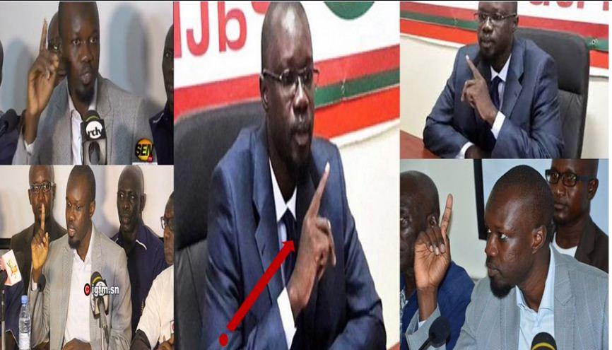 Ces images du président de Pastef, Ousmane Sonko ont bien quelque chose de commun
