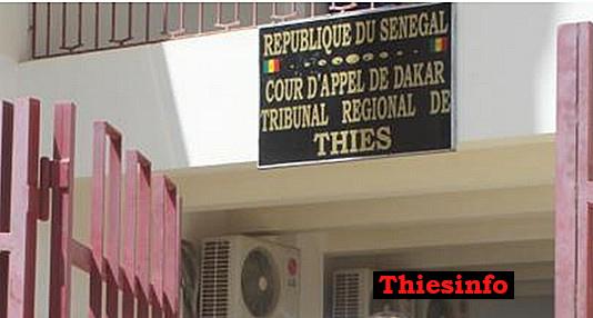 Thiès : Les frères Ndiaye éborgnent leur voleur et se retrouvent à la barre