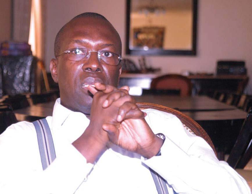 Me Souleymane Ndéné Ndiaye, ancien Premier ministre du Sénégal