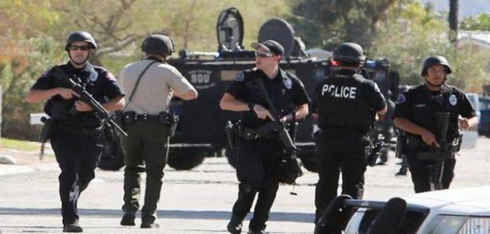 Etats-Unis : deux policiers abattus et un autre blessé au cours d'une intervention