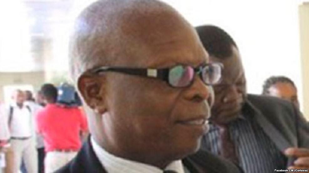 Jeremias Pondeca, membre du principal parti d'opposition mozambicain, la Renamo, abattu samedi 8 octobre à Maputo par des hommes armés non identifiés