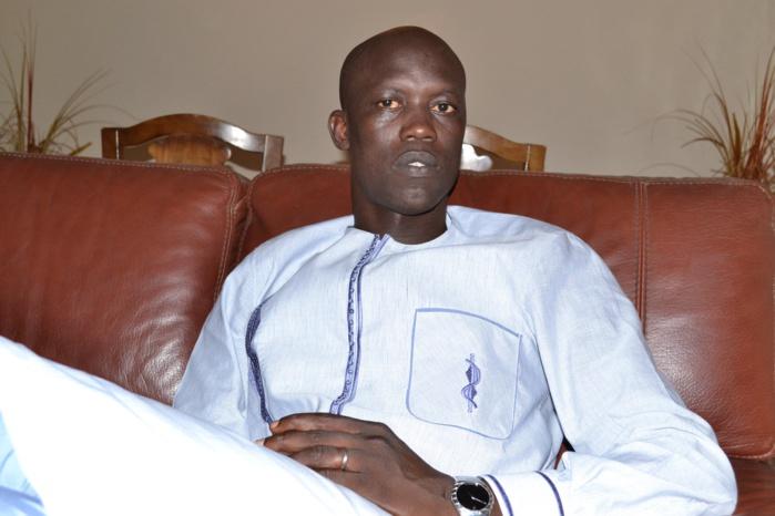 """Abdou Khafor Touré part à l'attaque : """"L'opposition est une coalition de nains politiques"""""""