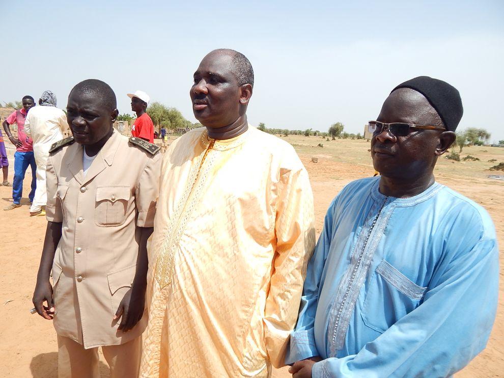 Farba Ngom offre une mosquée d'une soixantaine de millions aux populations de Toulel Thiellé