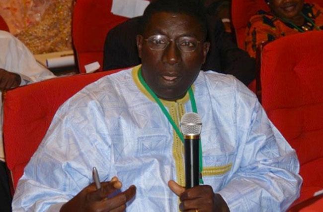 Professeur  Malick Ndiaye