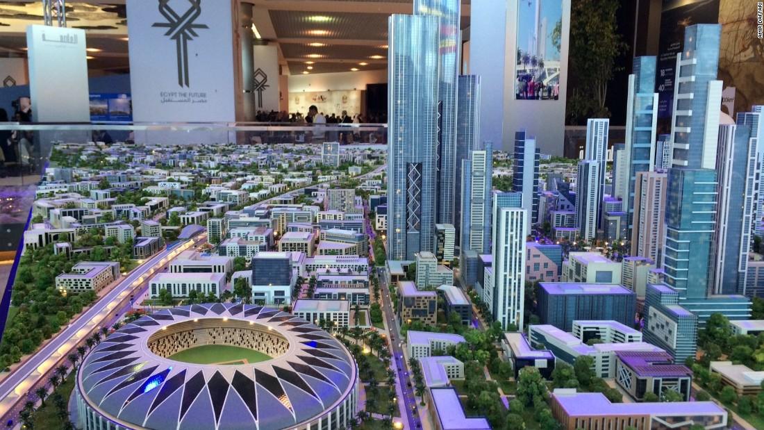 L'Egypte se dotera bientôt d'une nouvelle capitale financée par la Chine