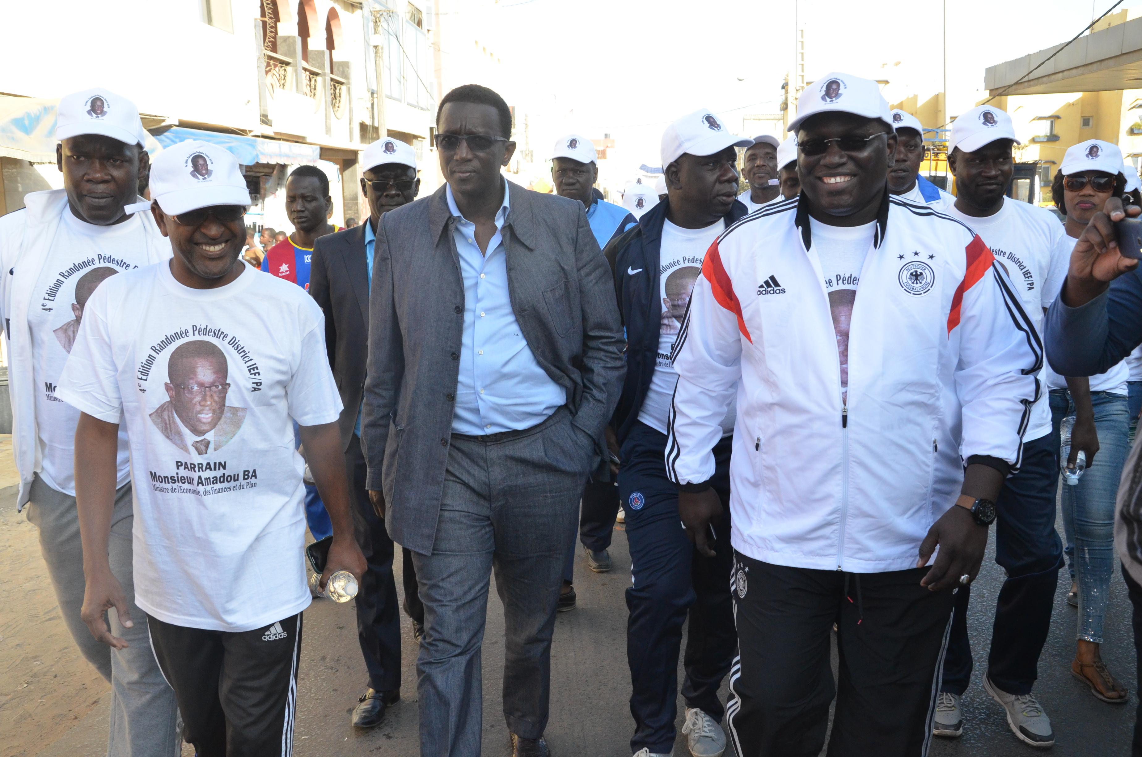 Parcelles Assainies: les partisans du Ministre Amadou Bâ répliquent aux attaques de la Cojer