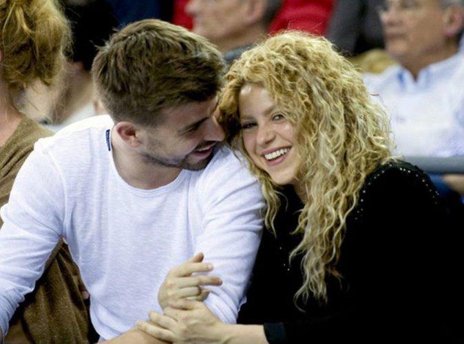 Les premiers textos de Gérard Piqué envoyés à Shakira pour lui faire des avances