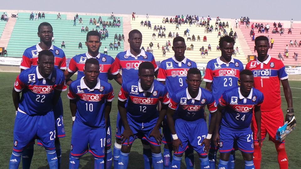 Niary Tally Grand Dakar Biscuiterie (NGB) remporte le tournoi de l'Assemblée nationale