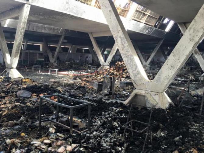 Incendie de la Foire: les 42 victimes seront indemnisées