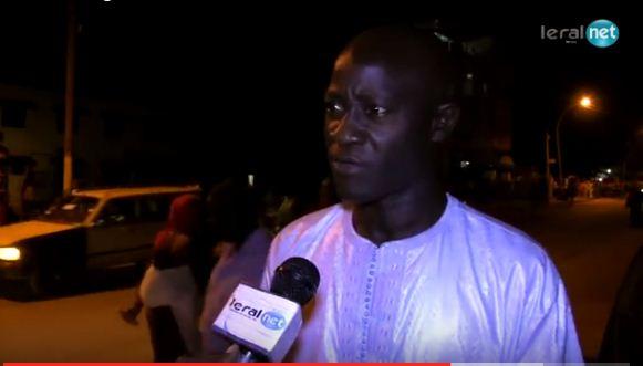 Cheikh NDIAYE, Conseiller Technique  à la présidence et   porte-parole de l' Apr à Grand Yoff