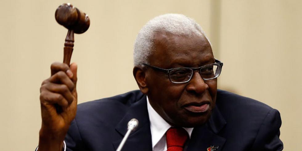 IAAF/Dopage et corruption: Habib Cissé, ex-conseiller de Lamine Diack, en détention