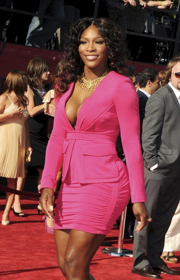Serena Williams, la tenniswoman américaine.