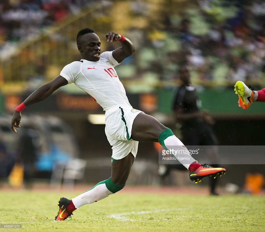 Le Sénégal de Sadio Mané est logé dans le Groupe B avec l'Algérie, Tunisie et le Zimbabwe .