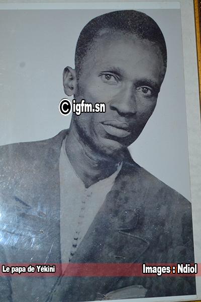 Mamadou Diop, le pèapa de Yakhya Diop Yekini.