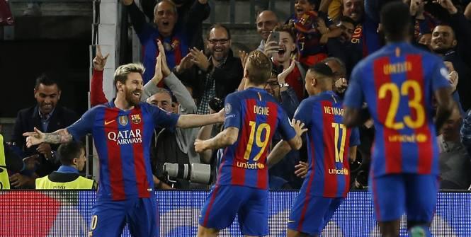 Grâce au génie et au réalisme de Messi (auteur d'un triplé), le FC Barcelone a su se sortir du piège tendu par son ex-mentor Pep Guardiola, désormais maître tacticien de City.