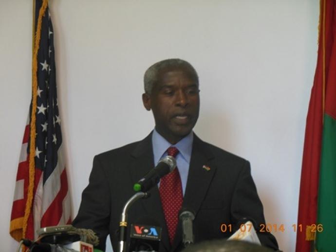 Nouvel Ambassadeur USA au Sénégal : Tulinabo Salama Mushingi, le premier Américain naturalisé, né au Congo-Kinshasa , à avoir officié comme ambasssadeur en Afrique
