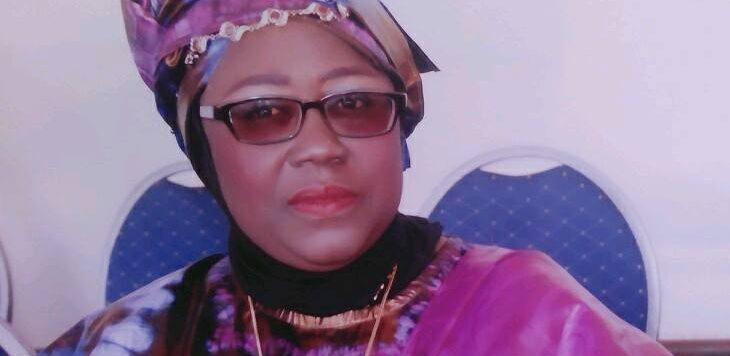 Adji Mbergane Kanouté, membre des femmes de BBY : « cette convocation m'aurait trouvé au Sénégal, je serai aujourd'hui au tribunal pour marquer ma solidarité au député Barthélely Dias »