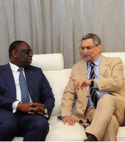 """Macky Sall salue """"l'exemplarité de la démocratie cap-verdienne"""""""