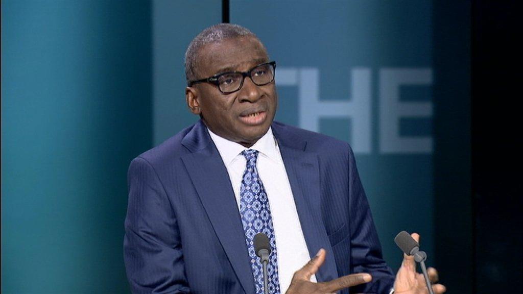 Sidiki Kaba, ministre de la Justice : « Barthélémy Dias ne serait pas député, si le régime actuel avait l'intention de gâcher sa carrière politique »