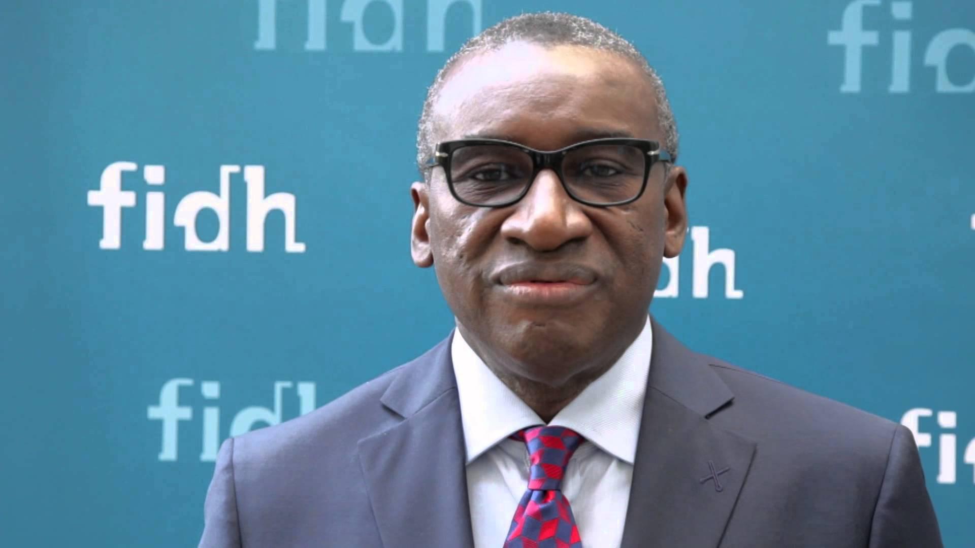 Sidiki Kaba, le président de l'Assemblée des Etats Parties au Statut de Rome de la Cour Pénale Internationale, l