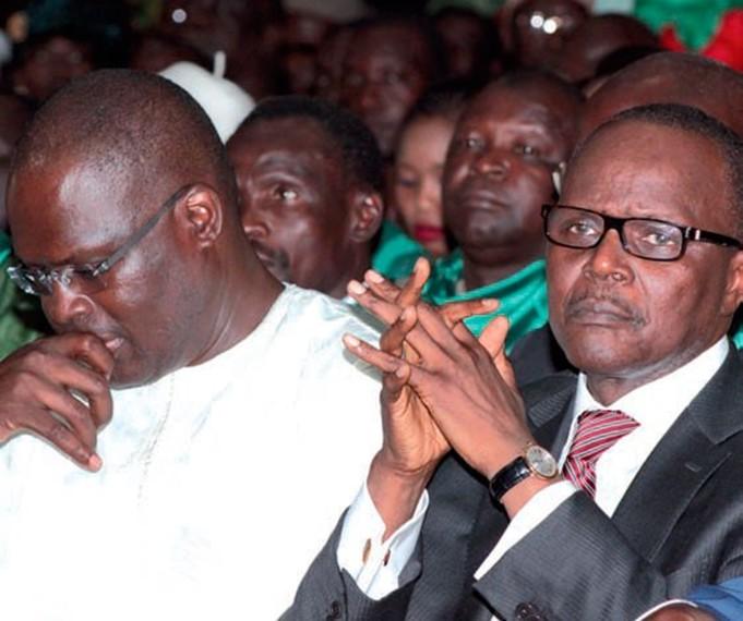 Ousmane Tanor Dieng, Khalifa Sall, qui sera le candidat du PS à l'élection présidentielle de 2019?