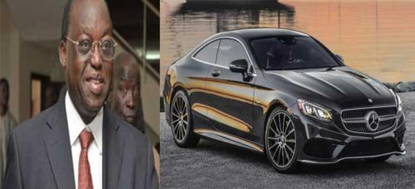 Moustapha Niasse se paie une Mercedes d'une valeur de 77 796 500 francs CFA