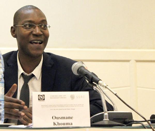 Pr Ousmane Khouma