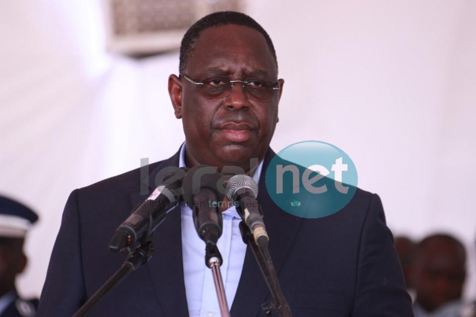Macky Sall : « Le réseau autoroutier national sera porté à 221 km en 2019 »