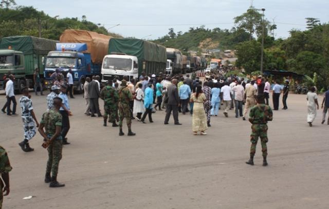 Tout est parti d'un renseignement des éléments de la police de Mbour, faisant état de l'arrivée d'un camion en provenance du Mali et transportant à son bord de la drogue. L'informateur avait indiqué aux limiers que Sindia était le lieu de déchargement.