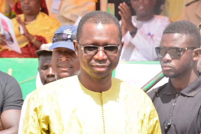 Prochaines élections législatives: Daouda Dia prédit une razzia de l'Apr dans le département de Kanel