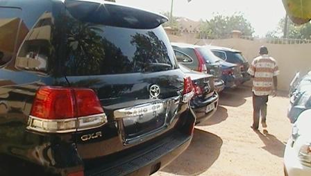Vol de véhicules de luxes: La Dic fait tomber trois individus